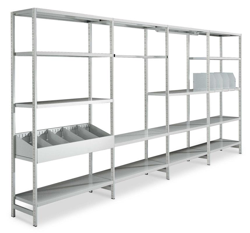 Scaffali magazzino forl for Obi scaffalature metalliche